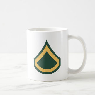 Private First Class Coffee Mug