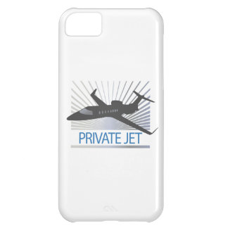 Private Jet Aircraft iPhone 5C Case