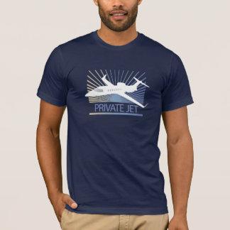 Private Jet Aircraft T-Shirt