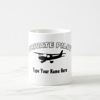 Private Pilot Coffee Mug