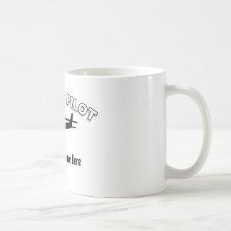 Private Pilot Coffee Mugs