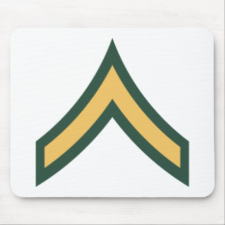 Private rank mouse pad