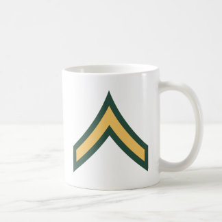 Private rank coffee mug