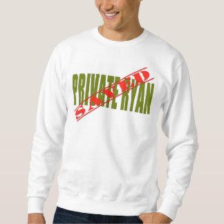 Private Ryan Saved Sweatshirt