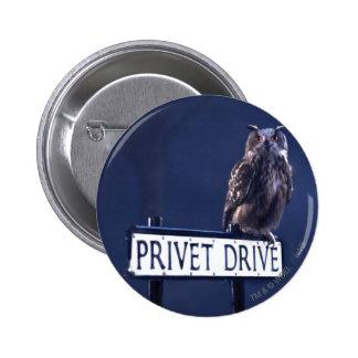 Privet Drive 6 Cm Round Badge