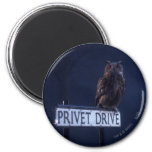 Privet Drive 6 Cm Round Magnet
