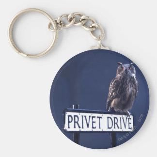 Privet Drive Key Ring