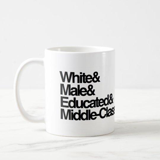 Privilege Coffee Mug