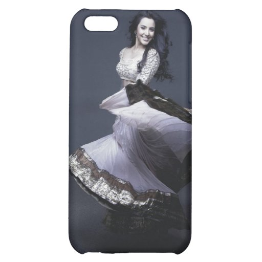 Priya Anand iPhone 5C Cases