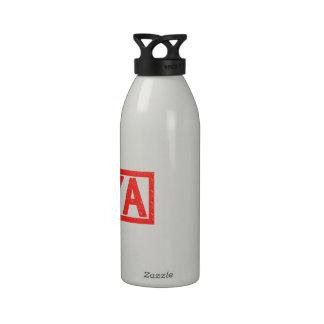 Priya Stamp Reusable Water Bottle