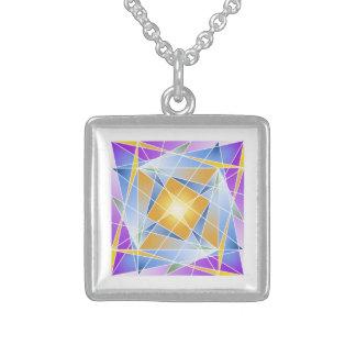 Priya Vrata in pure Sterling Silver Sterling Silver Necklace