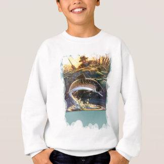 Prize fish: sweatshirt