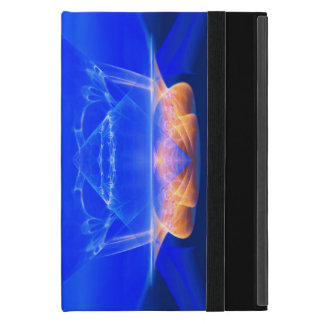 Prizzim Fractal - iPad Mini Case with No Kickstand