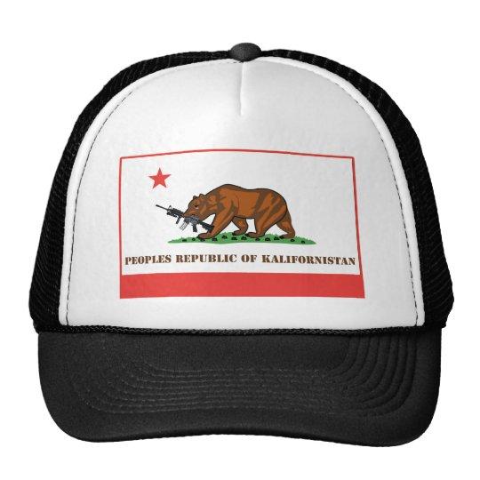 PRK- Peoples Republic of Kalifornistan Cap