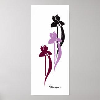 PRLimages Iris Design 2 Print