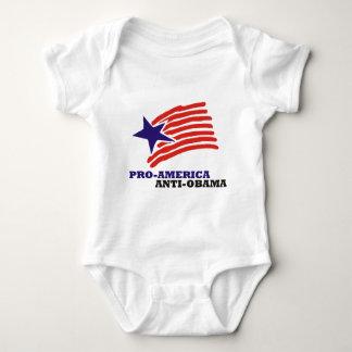 pro america anti obama t shirt