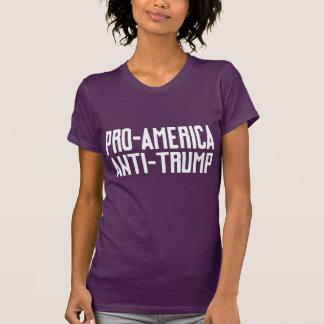 Pro-America Anti-Trump Resistance T-shirts