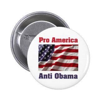 Pro America Button