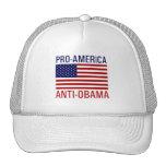 PRO-AMERICAN ANTI-OBAMA CAP