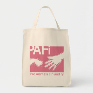 Pro Animals Finland Logo Tote Bag