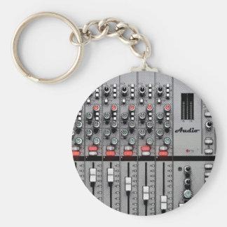 Pro Audio Mixer Key Ring