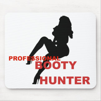 Pro Booty Hunter Mouse Mat