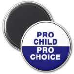 Pro choice magnet