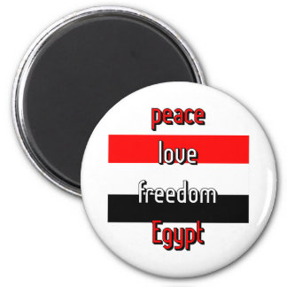 Pro-democracy Egypt Magnets