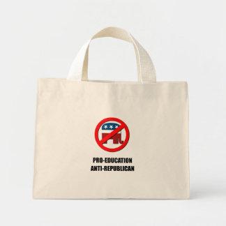 Pro-Education Anti-Republican Bag