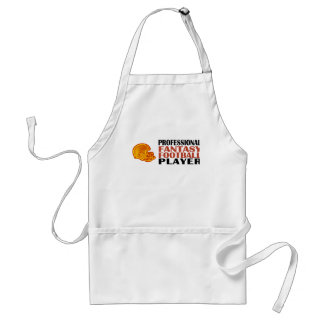 Pro Fantasy Football Player Aprons