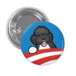 Pro First Dog Bo Obama 3 Cm Round Badge