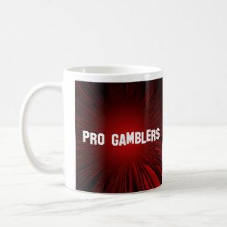 Pro Gamblers Coffee Mug