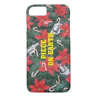 Pro Gun Piece On Earth Christmas iPhone 7 Case