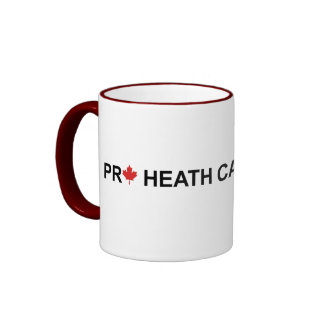 Pro Health Care Canada Ringer Mug