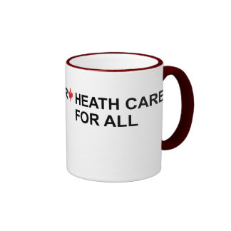 Pro Health Care For All Mugs