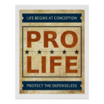 Pro Life Billboard Posters