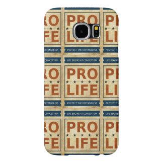 Pro Life Billboard Samsung Galaxy S6 Cases