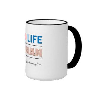 Pro Life Human Coffee Mug