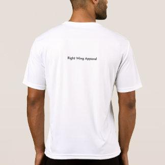 Pro Life, Pro God, Pro Guns by Right Wing Apparel T-shirt