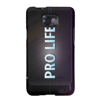 Pro Life Samsung Galaxy SII Cover