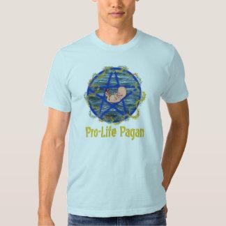 Pro-life water element t-shirts