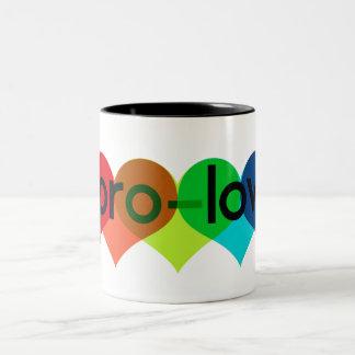 Pro Love say no to prop 8 h8 Coffee Mug