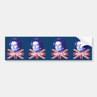 Pro Mrs Thatcher Bumper Sticker