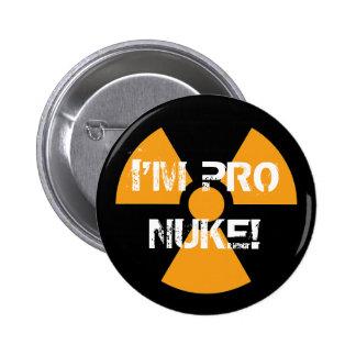 Pro-Nuke Pin
