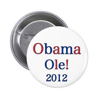 Pro Obama Button