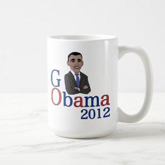 Pro Obama Mugs