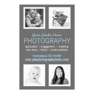 Pro Photographer Business Handout 14 Cm X 21.5 Cm Flyer