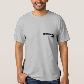 Pro.Pyro 1-Transparent Graphic Shirt