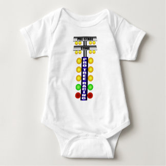 Pro Tree Racing Baby Bodysuit