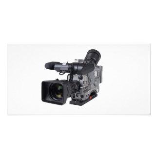 pro video camera custom photo card